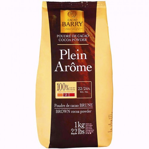Какао plame aroma ( cacao barry) 1кг.